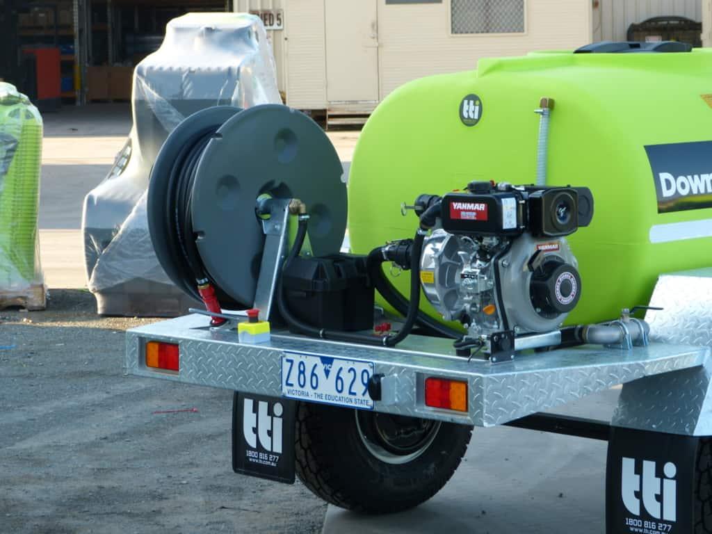 Yanmar L48 Single Cylinder Diesel Engine, Recoil Start - UPGRADE