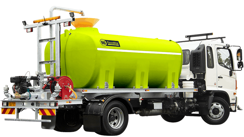 Cascade Chassis-Mount Water Cartage Unit