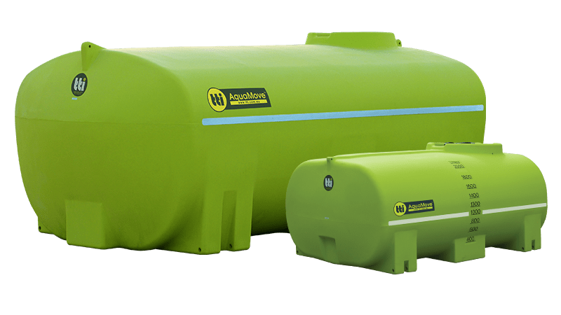AquaMove™ Water Cartage Tank with 15-Year Warranty