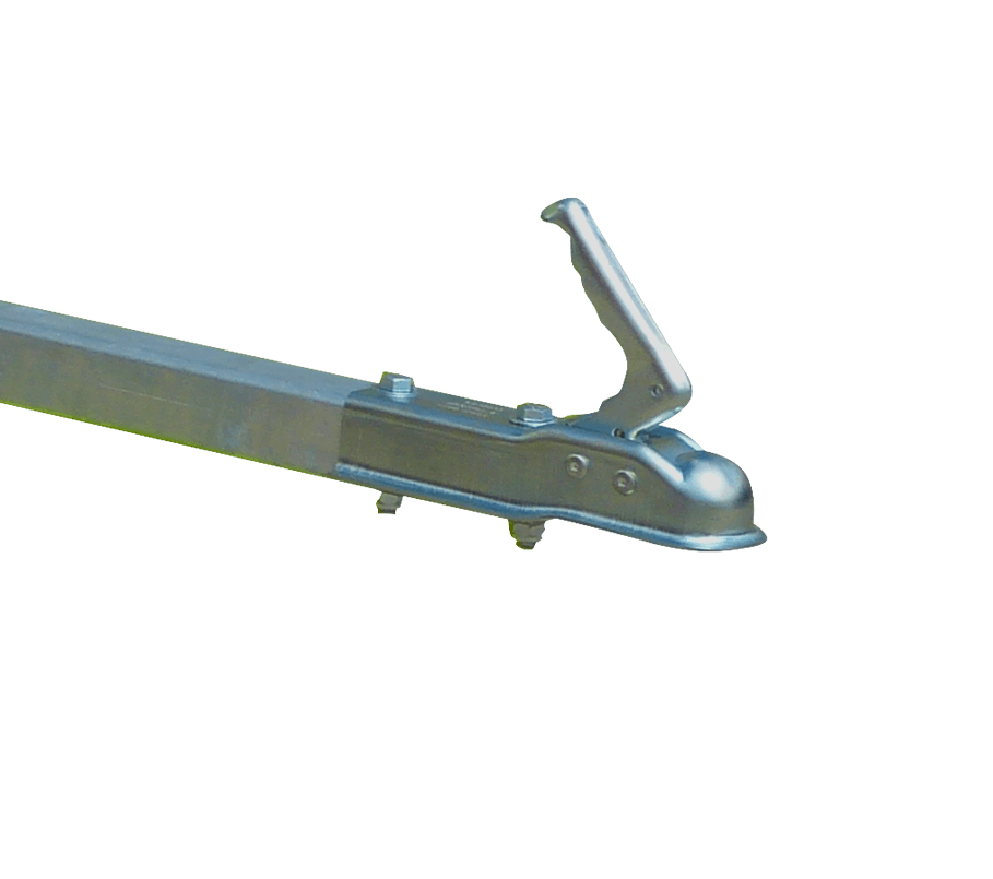 50mm Pressed Tow hitch for ATV trailers