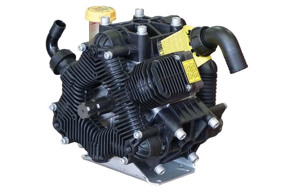 Bertolini 126Lpm Pump Spline Shaft