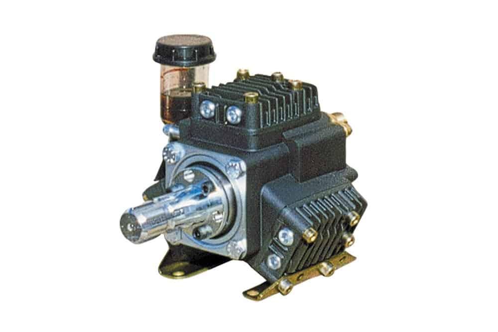 Bertolini PA330 Bare Pump with Shaft