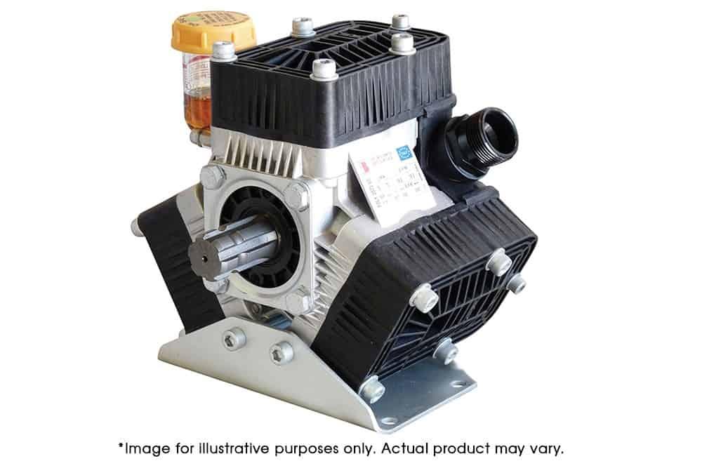 Bertolini Poly 2073 pump with gear box