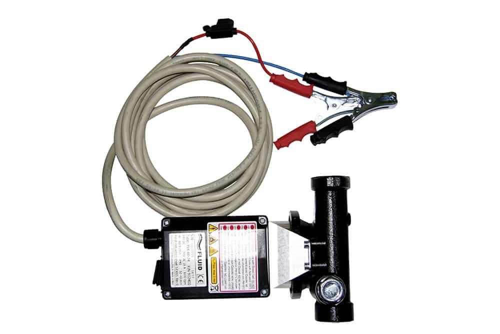 Fluid 60Lpm 24v Diesel Pump