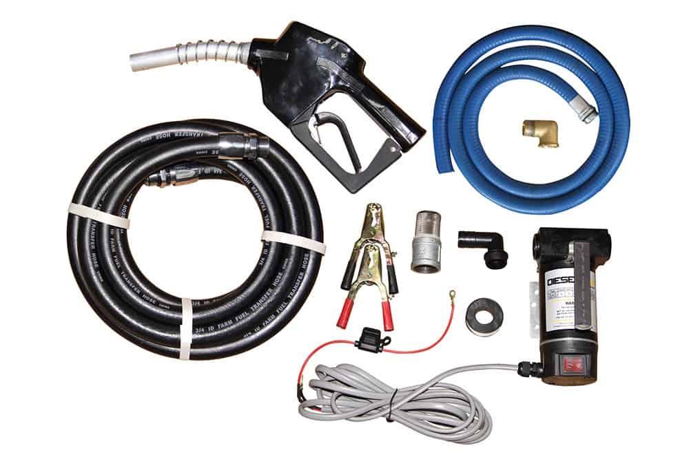 DieselFlo 40Lpm 12v Diesel Pump Kit