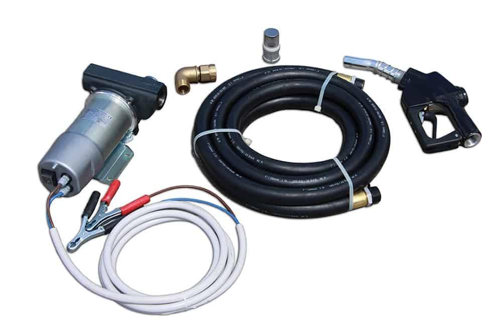 Svelto 80 L/min 24 volt diesel pump kit