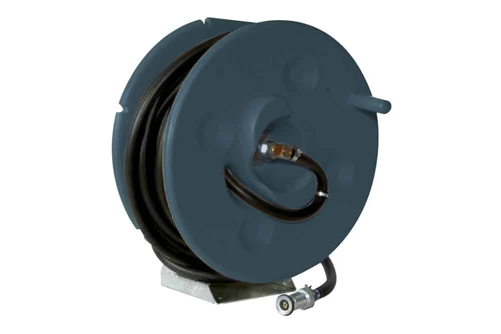 20m Hose Reel Manual Rewind 25mm Hose