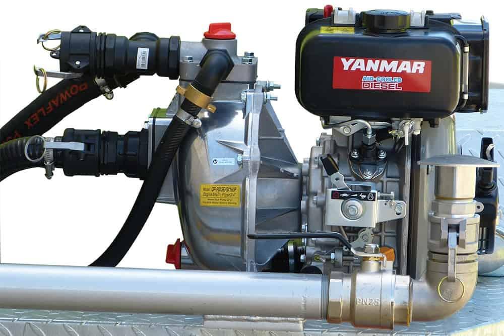 1 1/2 centrif fire/diesel trans pump, 2