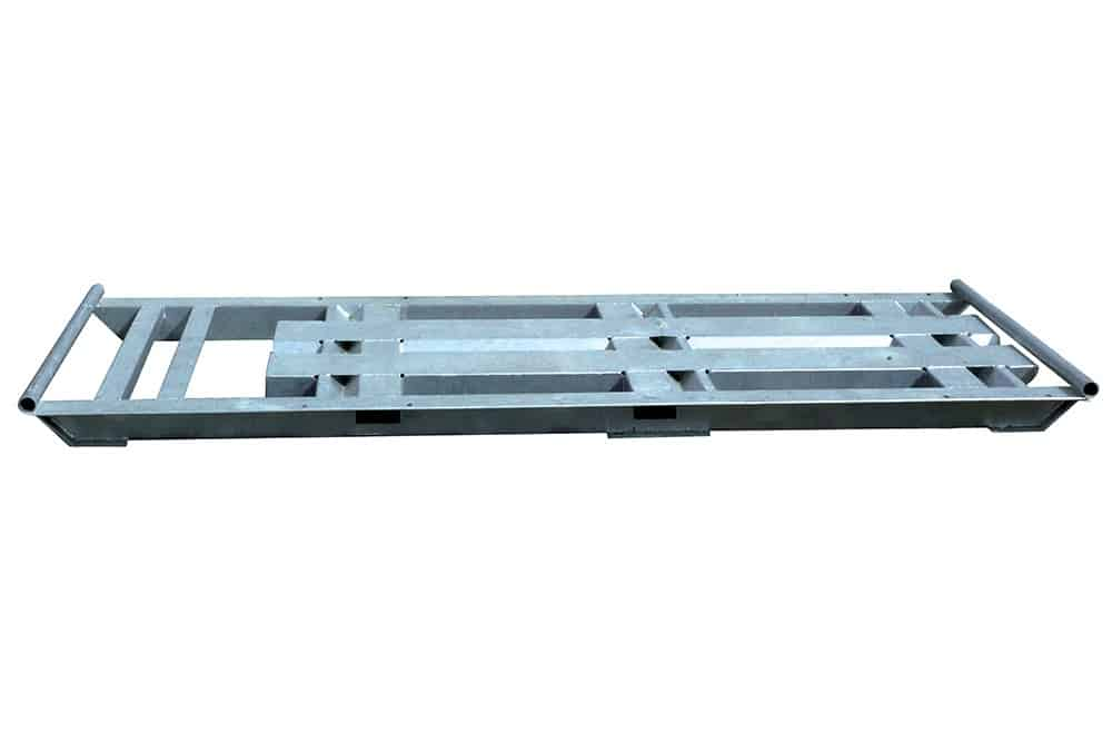 Steel Frame for New Tipper Tanks - 8,10,12k