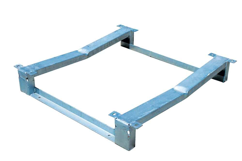 Steel Frame for SumpTrans 400L (Low Profile)