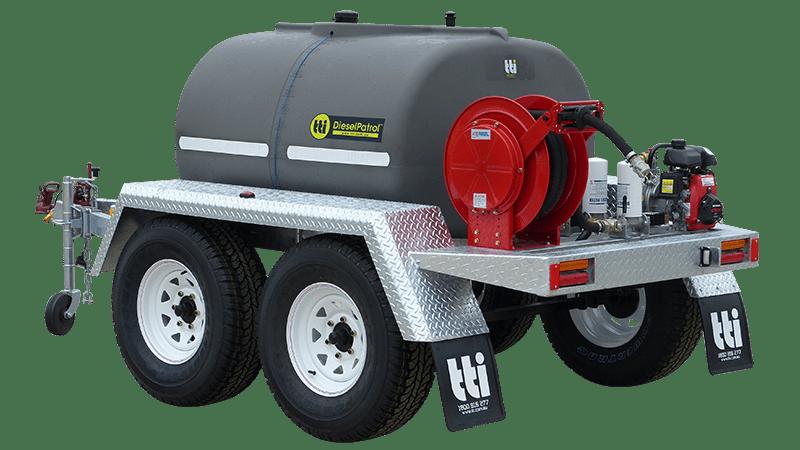 DieselPatrol Refuelling Trailer
