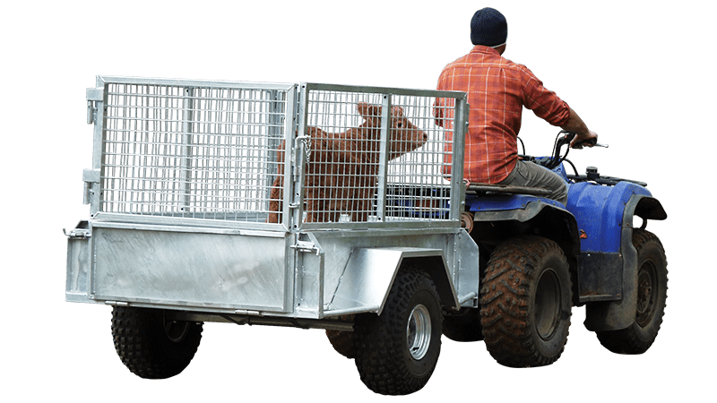 HandiKart Multi-Purpose Trailer