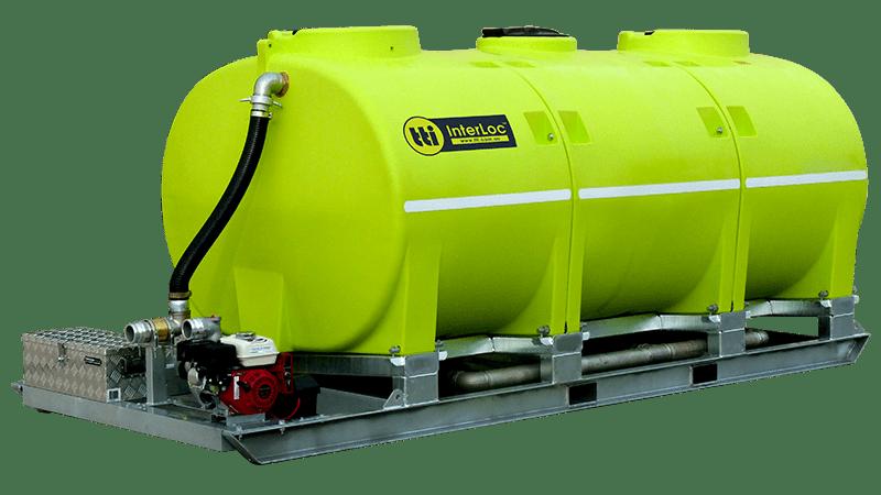 InterLoc™ Modular Tank with 15-Year Warranty