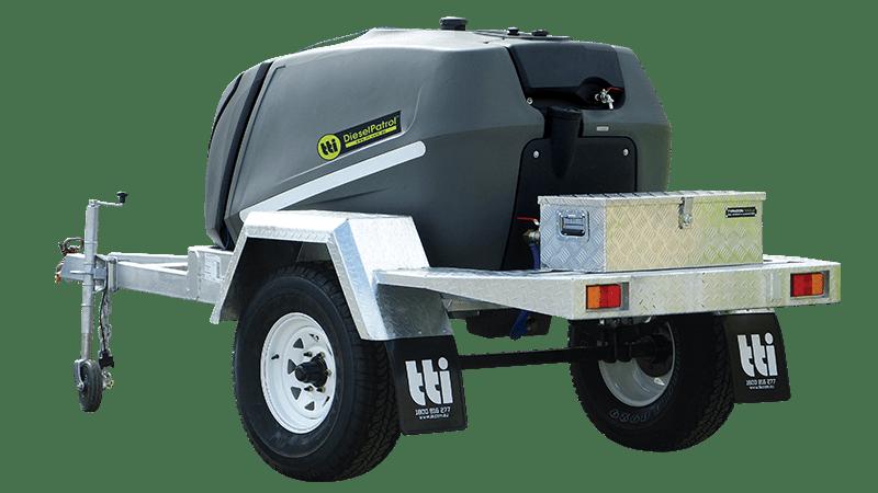 PantherPatrol™ Diesel Refueling Trailer
