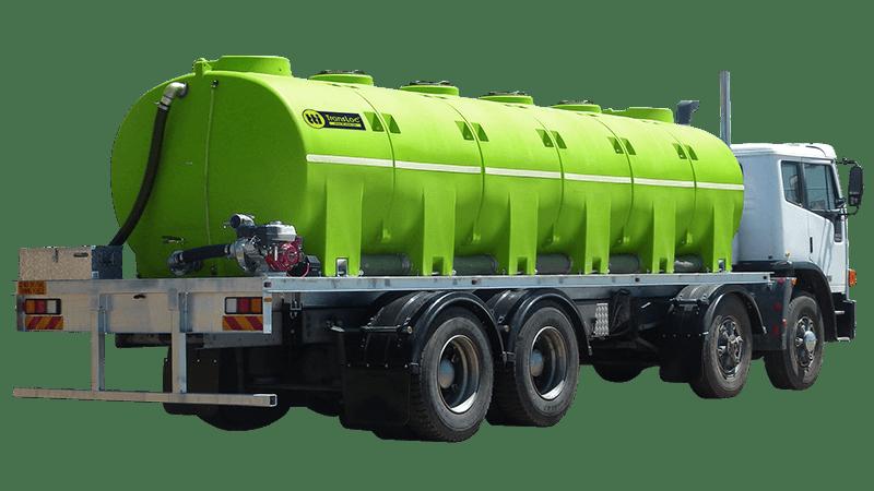 TransLoc™ Water Cartage Tank