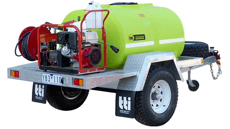 xTreme™ Pressure Cleaning & Wash Down Trailer