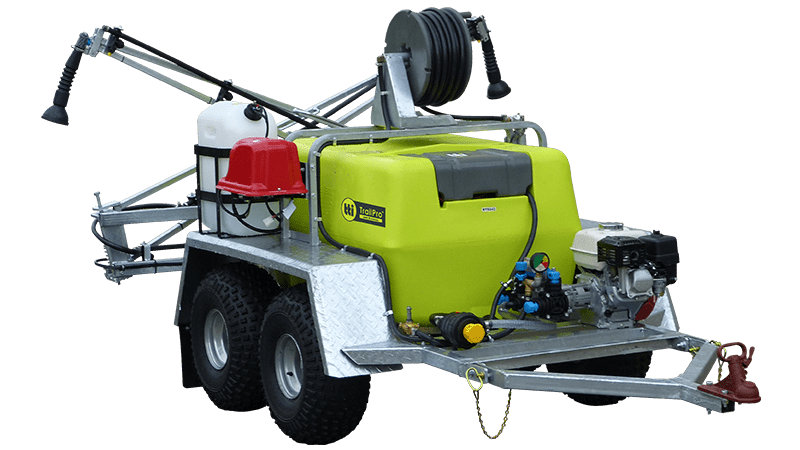 TrailPro™ Deluxe Professional Spray Trailer