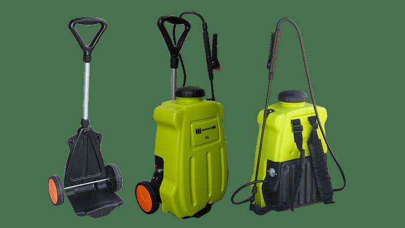 WeedMasta™ Rechargeable Sprayers