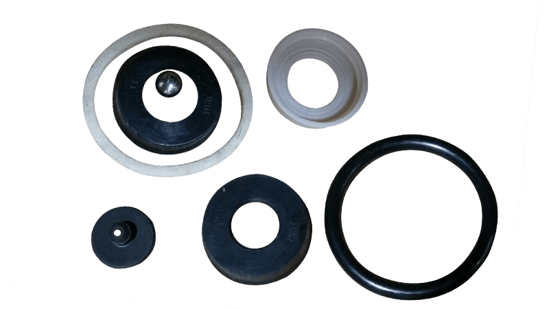 Seals kit to suit all Inter sprayers