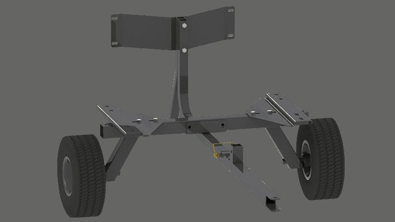Trailer frame kit